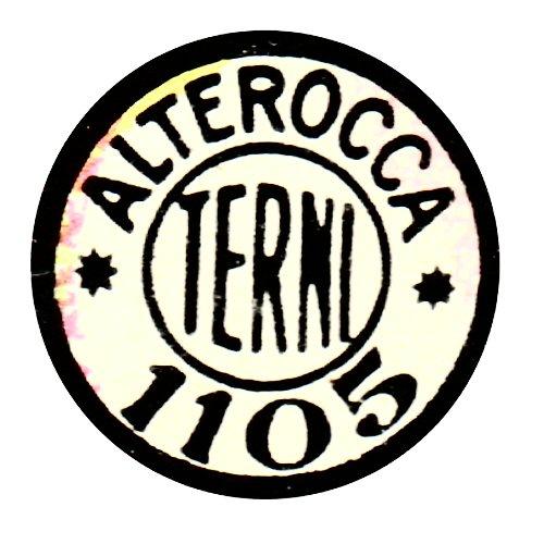 Virgilio Alterocca, Terni