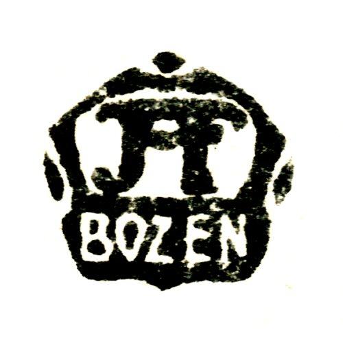 Johann F. Amonn, Bozen