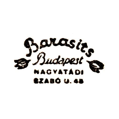 Barasits, Budapest