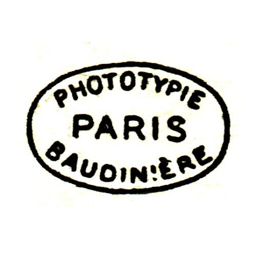 Phototypie Baudinière, Paris