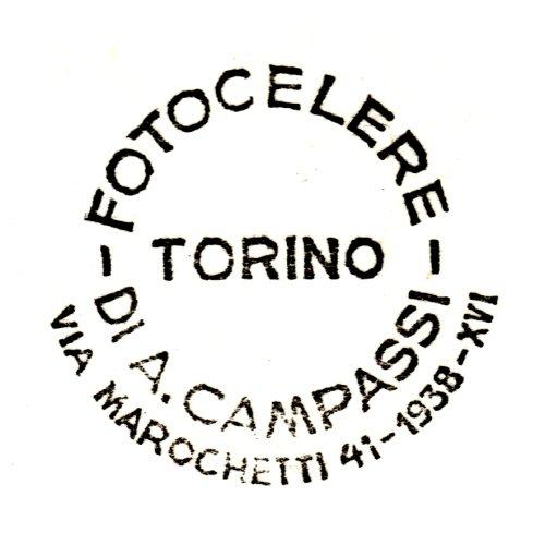 Fotocelere di A Campassi, Torino (photographic paper)