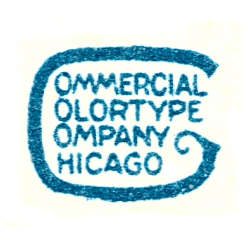 Commercial Colortype Co, Chicago, Illinois