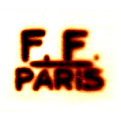 Fernand Fleury, Paris