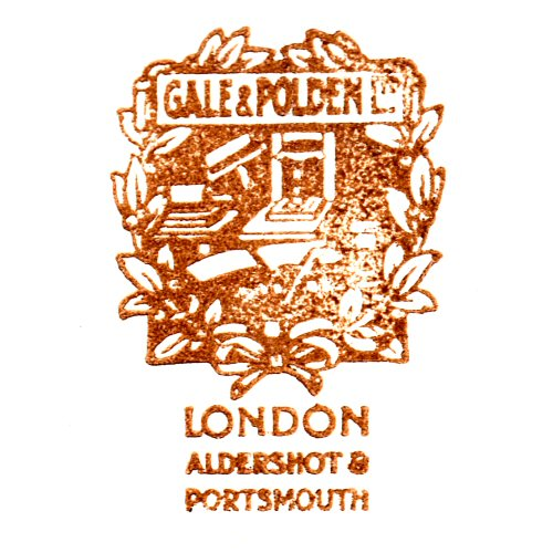 Gale & Polden Ltd, London, Aldershot & Portsmouth