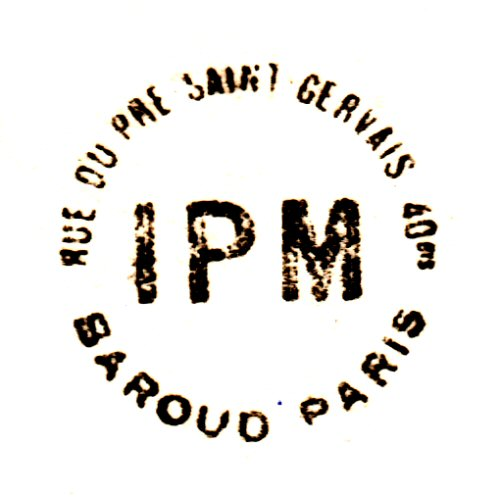 F. Baroud - Industries Photo-Mécaniques, Paris