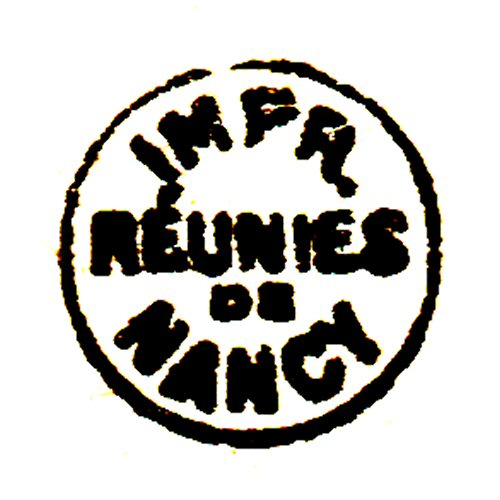 Imprimeries Réunies de Nancy (printer)