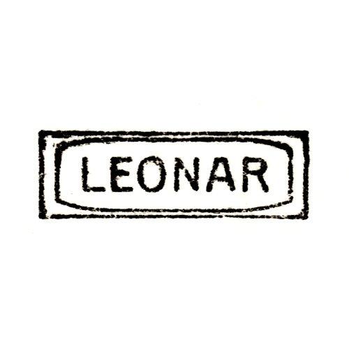 Leonar-Werke Arndt & Löwengard, Wandsbek (photographic paper)