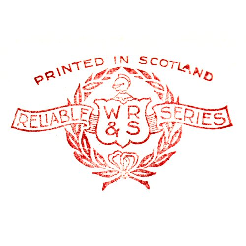 William Ritchie & Sons Ltd, Edinburgh