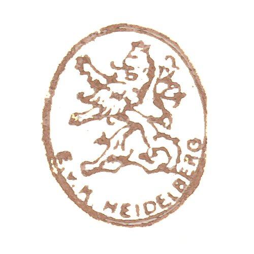 Edmund von König, Heidelberg