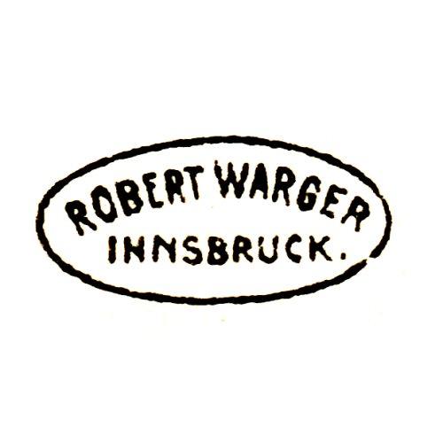 Robert Warger, Innsbruck