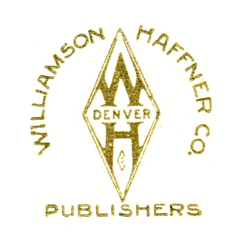 Williamson-Haffner Engraving Co, Denver, Colorado